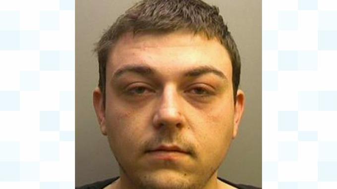 Adam Jones Lincolnshire Police