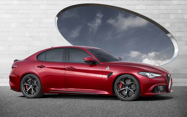 The new Alfa Romeo Giulia will be able to accelerate from 0-to-60 in just 3.9 seconds