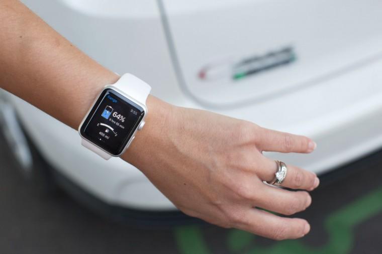 MyFord® Mobile app Apple Watch