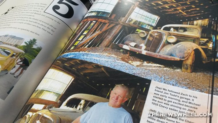 Barn-Finds-Book-review-classic-cars-road-trip-photos--chapter-5-pages