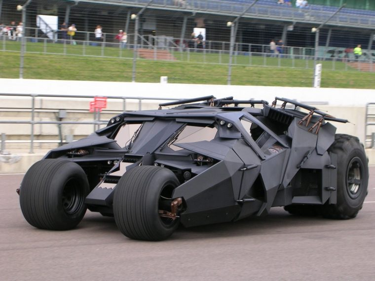 A California court as ruled against a man who was building replica Batmobiles and then selling them for profit