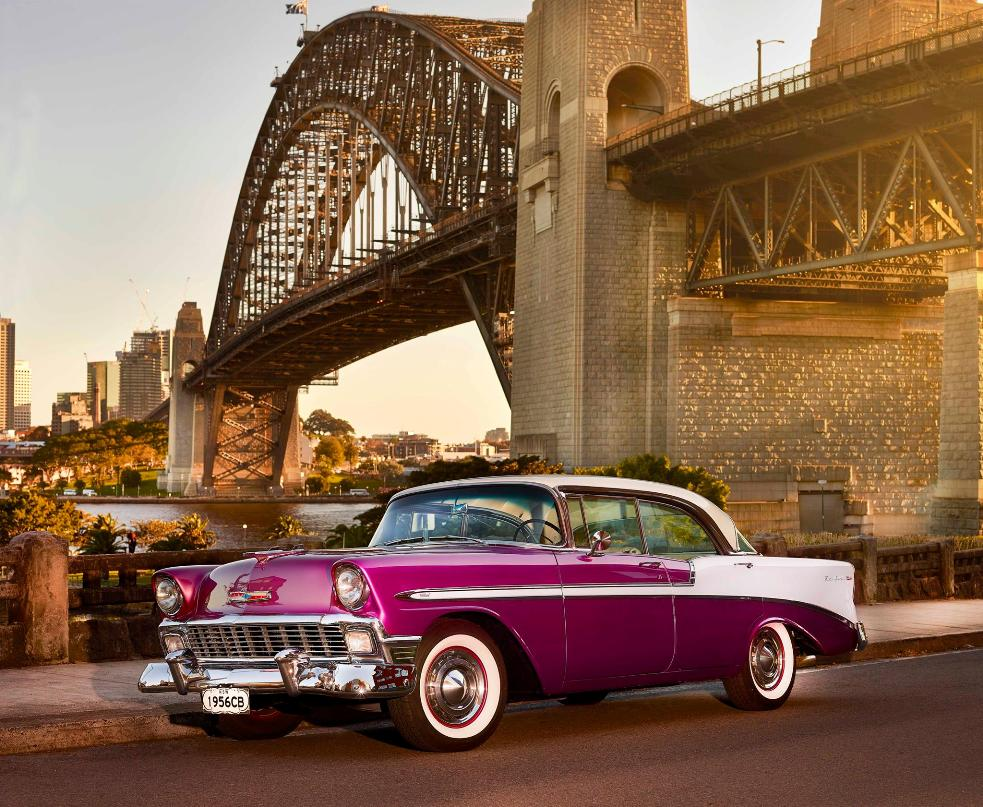 Classic Chevrolet Finds New Home In Australia - The News Wheel
