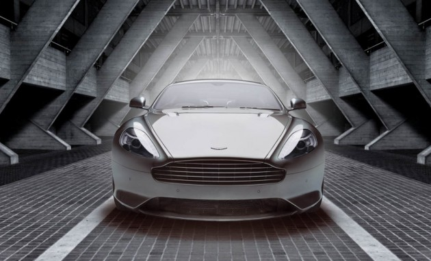 Bond will be taking it to the next level in the new film with a Aston Martin DB10.