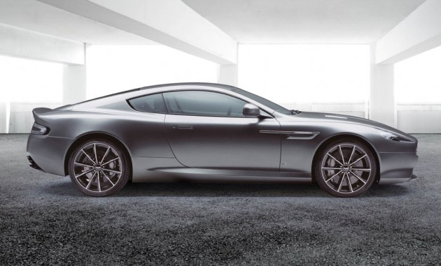 Check out the new Aston Martin D89 GT Bond Edition