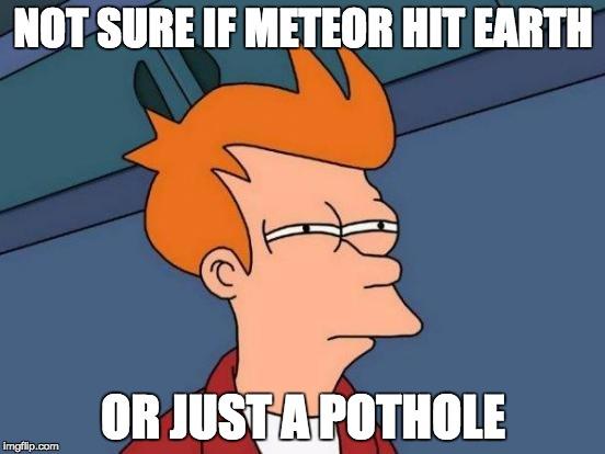 Fry Pothole