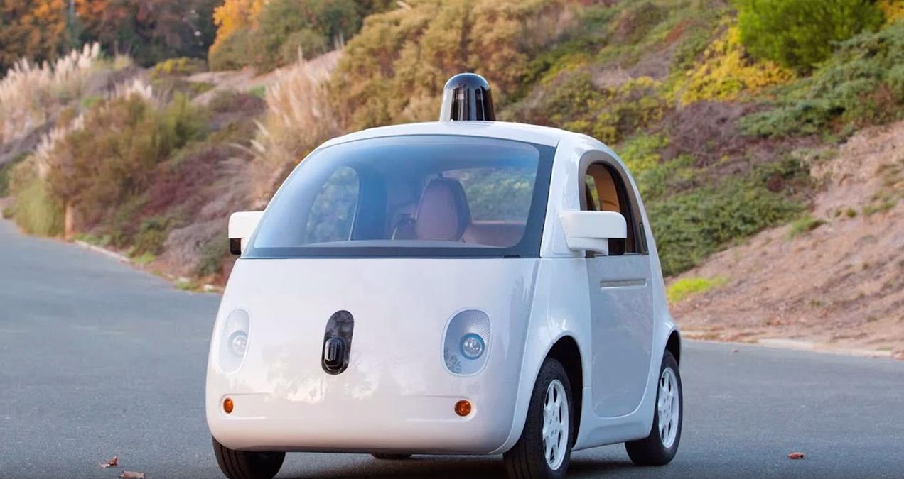 Google Koala Car