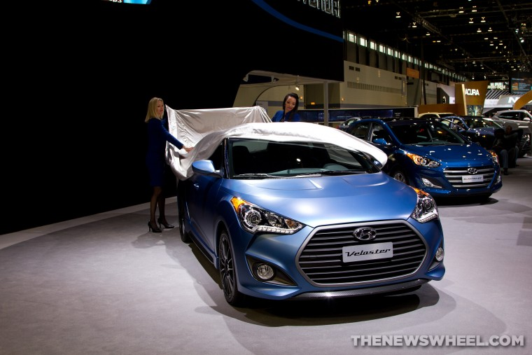 Hyundai Veloster Rally Edition reveal