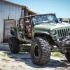 Jeep Wrangler Pickup Truck Capabilities