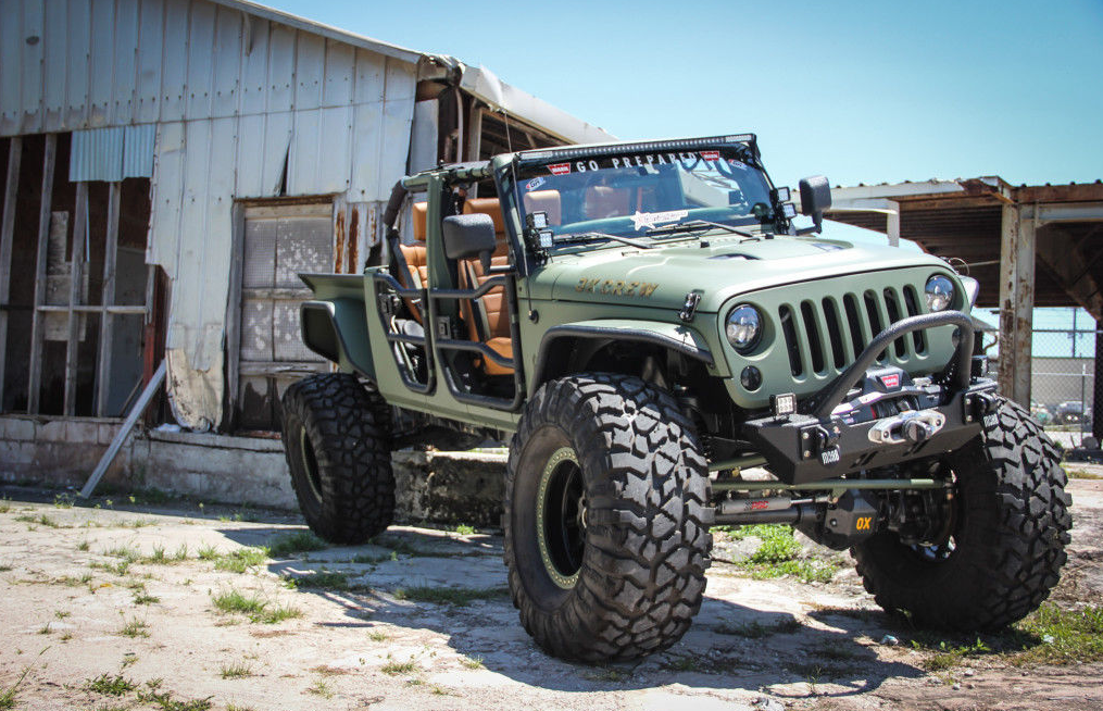 This $180,000 Jeep Wrangler Pickup is the Truck of Your ...