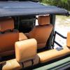 Jeep Wrangler Pickup Truck Interior