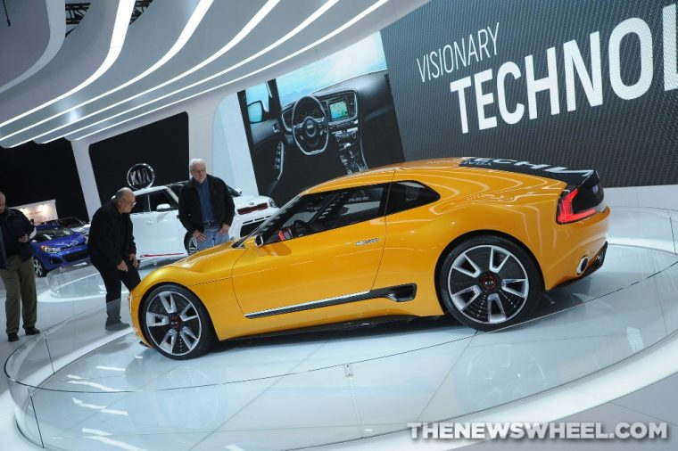 Fans of the KIA GT4 Stinger Concept will be happy to hear Kia will be mass producing a GT sports Ccr by 2020