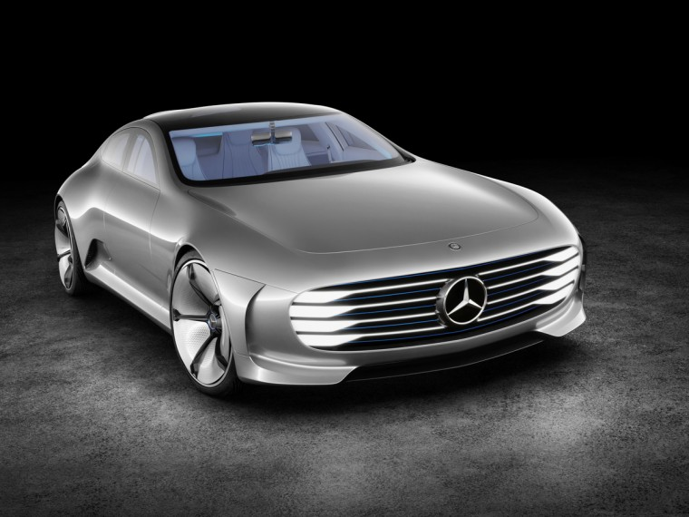 Introducing the new Mercedes-Benz Concept IAA