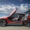 Nissan Gripz Concept door panorama
