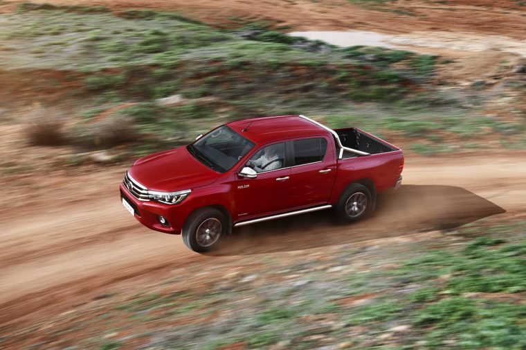 Toyota Hilux ISIS inquiry