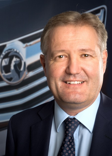 Rory Harvey has been appointed Chairman and Managing Director of Vauxhall Motors and CEO Opel Ireland