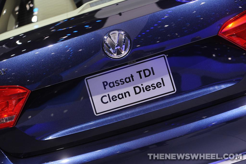 Volkswagen Passat Tdi Clean Diesel The News Wheel