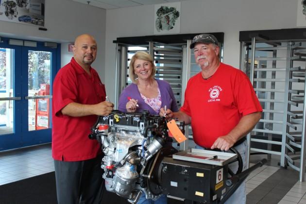 1-millionth 1.4-liter engine Flint Engine Operations