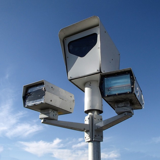 red light camera traffic monitor photo