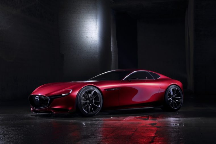 rumors fly on stats of mazda s new rotary engine the news wheel New Rotary Engine Monster mazda rx vision concept