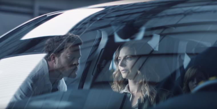 2015 Acura safety car commercial crash test dummies