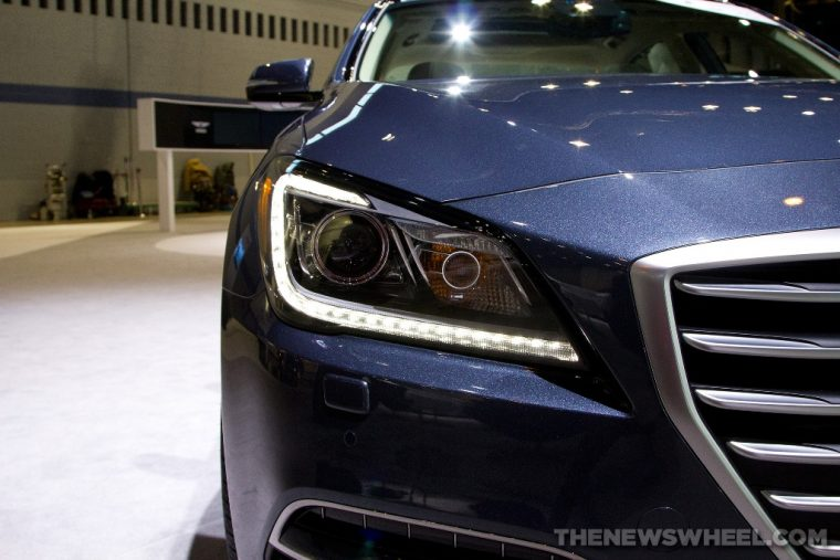 2015 Hyundai Genesis Coupe Headlight Engine News
