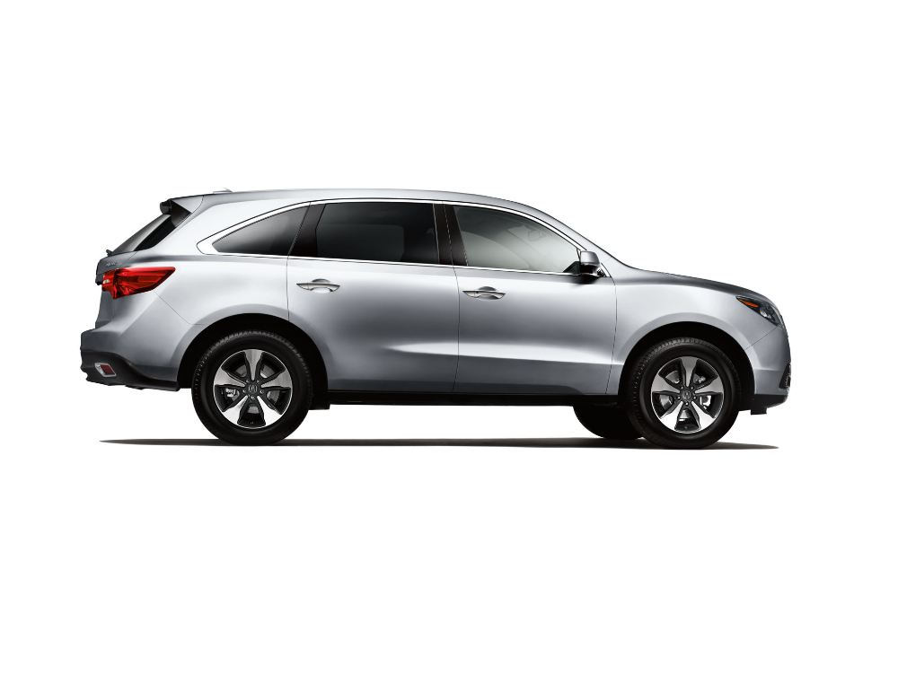 2016 Acura MDX 18-inch alloy wheels | The News Wheel