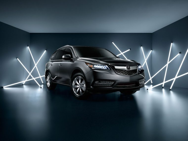 The 2016 Acura MDX comes with a 3.5-liter direct-injection V6 with SOHC i-VTEC and Drive-by-Wire throttle system