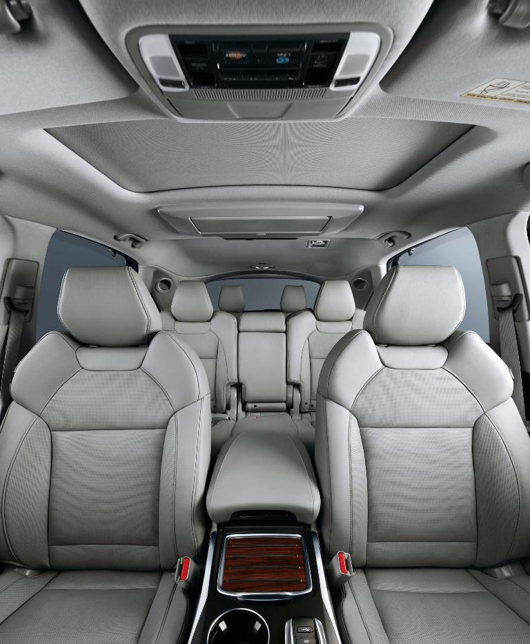 2016 acura mdx interior the news wheel. Black Bedroom Furniture Sets. Home Design Ideas