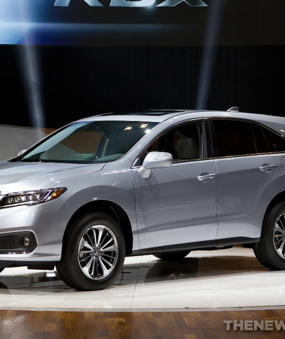 Acura TLX, RDX, And MDX Win 2016 Consumer Guide Automotive