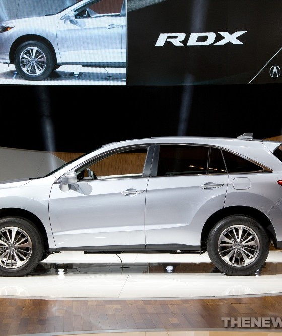 Acura Of Chicago: 2016 Acura RDX Overview