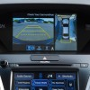 The 2016 Acura RLX features a rear vision camera