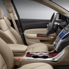 The 2016 Acura TLX is available with 3-point height-adjustable seat belts with load limiters and e-pretensioner system (front)