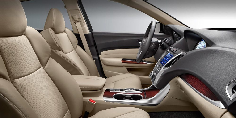 2016 Acura Tlx 8 Way Power Front Passenger S Seat