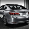 The 2016 Acura TLX features LED fog lights