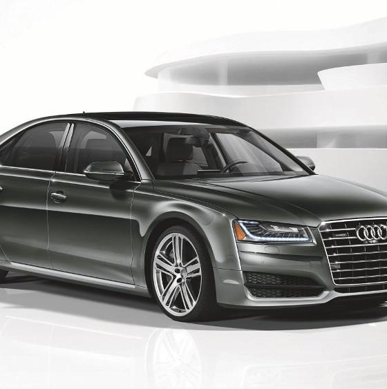 Audi Reveals 2016 A8 L 4.0T Sport