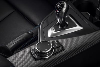 2016 BMW M2 Gear shift