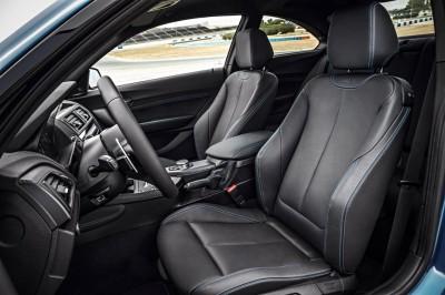 2016 BMW M2 Seats