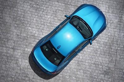 2016 BMW M2 overhead
