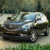 The 2016 Buick Enclave features front intermittent wipers with structureless wiper blades