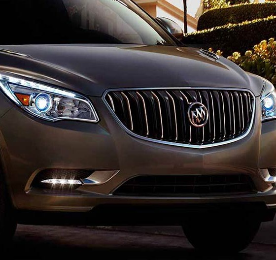 2016 Buick Enclave Overview