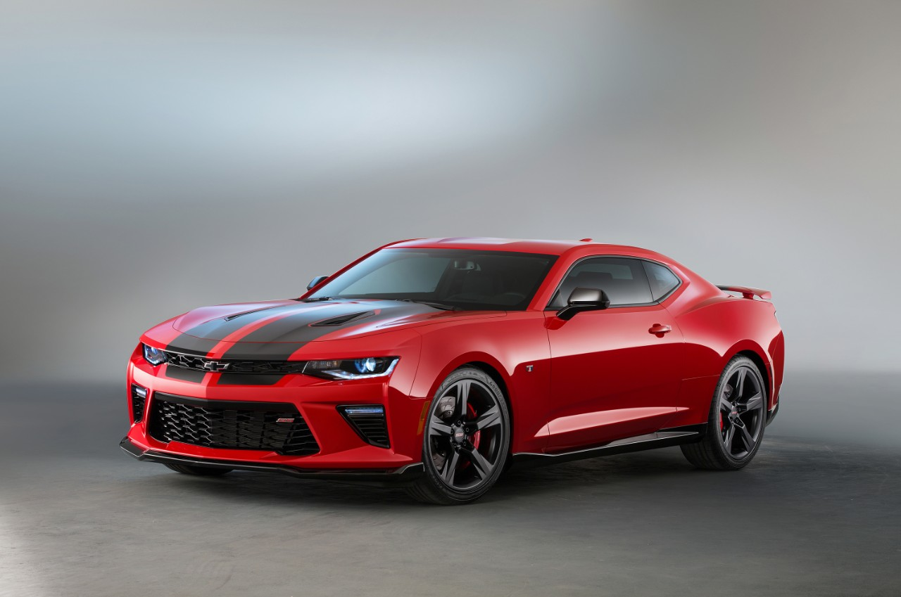 two new 2016 chevy camaro ss concepts coming to sema photos the news wheel. Black Bedroom Furniture Sets. Home Design Ideas