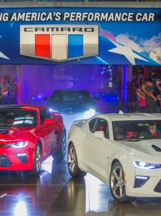 2016 Chevy Camaros Begin Shipping To Dealers The News Wheel