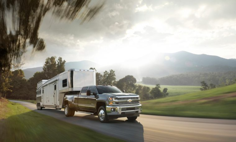 2016 Chevy Silverado HD