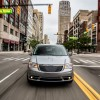2016 Chrysler Town & Country Front end