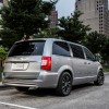 2016 Chrysler Town & Country Rear End