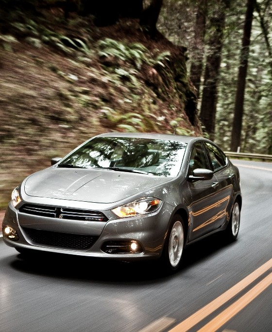 2016 Dodge Dart Overview