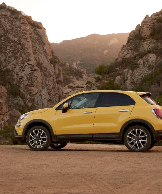 2016 fiat 500x named top safety pick by iihs the news wheel. Black Bedroom Furniture Sets. Home Design Ideas