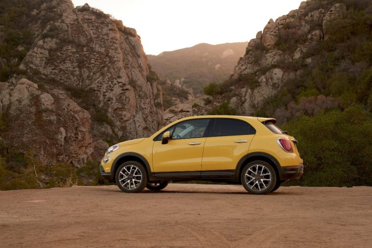 The 2016 Fiat 500X was recently named a Top Safety Pick Plus by the IIHS