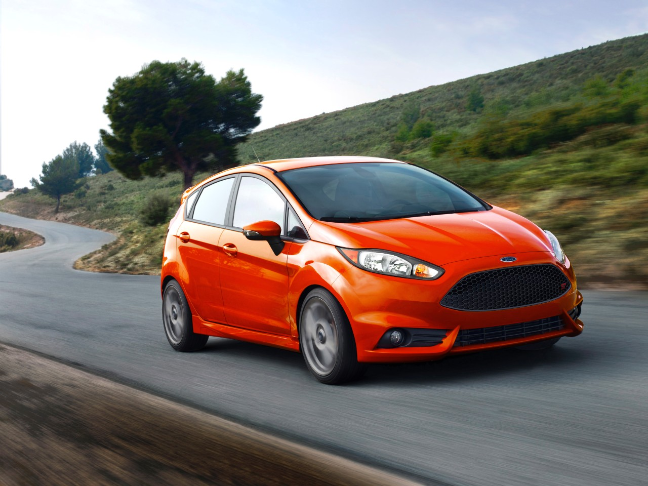 2016 ford fiesta st 1 the news wheel. Black Bedroom Furniture Sets. Home Design Ideas