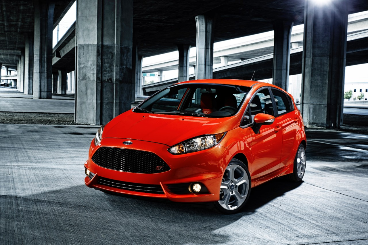 2016 Ford Fiesta Overview The News Wheel 2015 St